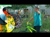 Sam Pilgrim - 1st Final MTB Vallnord Slopestyle - FISE World Montpellier 2013