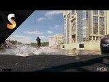 Julian Cohen - 3rd Final Wakeboard - FISE World Montpellier 2014