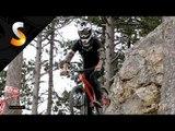 Antoine Bizet - 2nd Final MTB Slopestyle - FISE Andorra 2014