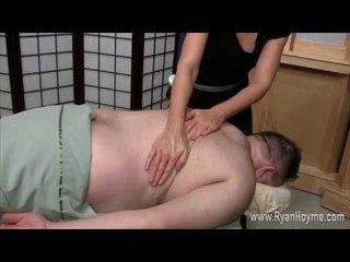 Back Massage Techniques - Part 6 of 7