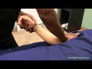 Arm and Hand Massage Techniques - Part 3 of 6
