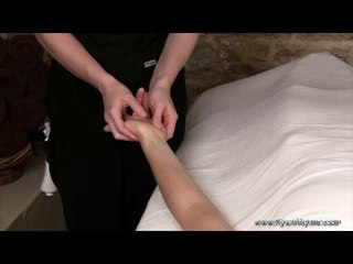 Arm and Hand Massage Techniques - Part 2 of 6