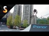 Logan Martin 1st Final UCI BMX Freestyle World Park FISE World Chengdu 2016