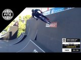 Logan Martin  - 1st Semi Final UCI BMX Freestyle Park World Cup - FISE Montpellier 2017