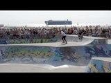 Rodrigue Diaz - 1st final Skateboard Bowl Pro  - FISE Xperience Le Havre 2017