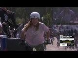 Lara Lessmann | 3rd Final UCI BMX Freestyle Women's World Cup -  FISE World Series Montpellier 2018