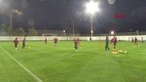 Spor Trabzonspor'da Hazırlıklar Sürüyor