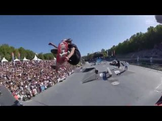 Skate for the prize | FISE Chengdu 2018
