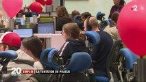 Emploi : les Français de plus en plus tentés par Prague