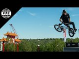 Dennis Enarson 3rd Place - UCI BMX Freestyle Park World Cup Final | FISE Edmonton 2018