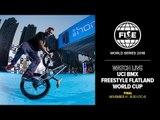 FWS CHENGDU 2018: UCI BMX Freestyle Flatland World Cup Final
