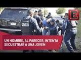 Balacera e intento de secuestro en evento oficial en Cuernavaca