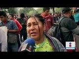 Padres de 43 de Ayotzinapa marcharon hacia la Basílica de Guadalupe   Noticias con Ciro