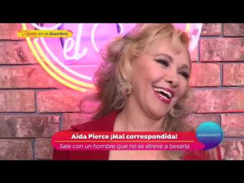 Aida Nizar Desnuda ¿aida pierce ha mandado fotos desnuda? | sale el sol