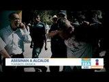 Asesinan a balazos al alcalde de Tlaxiaco, Oaxaca | Noticias con Francisco Zea
