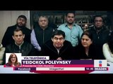 Entrevista Yeidckol Polevnsky sobre el clima para las próximas elecciones de Puebla
