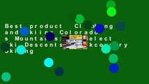 Best product  Climbing and Skiing Colorado s Mountains: 50 Select Ski Descents (Backcountry Skiing