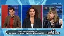 """ΤΡΟΜΕΡΕΣ ΑΠΟΚΑΛΥΨΕΙΣ για την εμπλοκή του Νίκου Μανιαδάκη στην υπόθεση Novartis από την Κατερίνα Καττή στην εκπομπή της ΕΡΤ """"ΔΕΥΤΕΡΗ ΜΑΤΙΑ"""" με την Κατερίνα Ακριβοπούλου και τον Σωτήρη Καψώχα"""