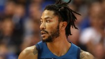 """Derrick Rose REACTS To All-Star Voting System """" I Don't Sell Myself To People""""!"""