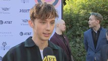 Troye Sivan Calls Ariana Grande the 'Strongest, Coolest' Person He Knows (Exclusive)
