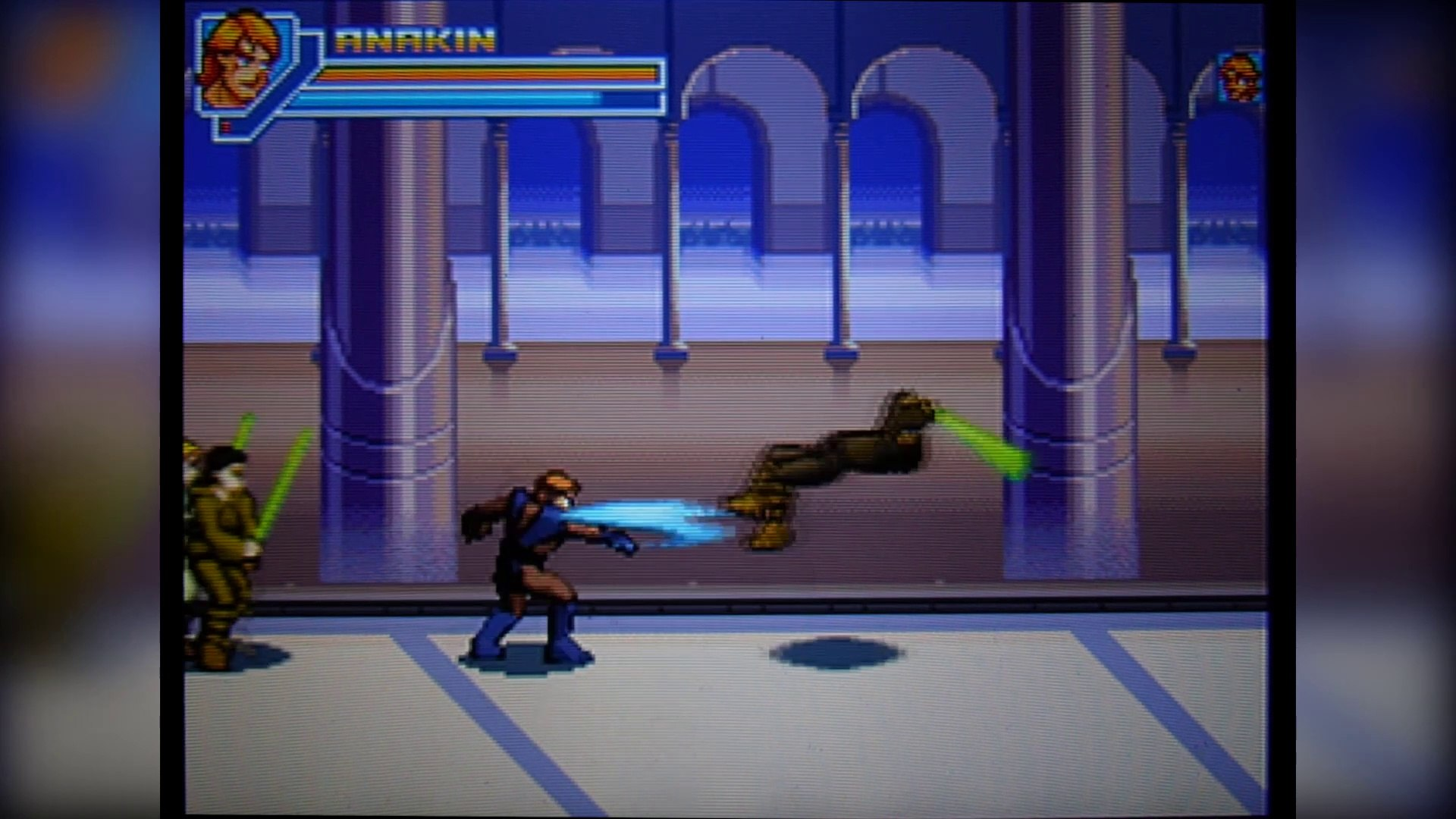 Star Wars Episode Iii Revenge Of The Sith Nintendo Ds Review 16 Bit Game Review Video Dailymotion