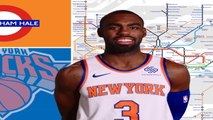 Jr. NBA  Very Important Questions (Knicks): How many of these London Underground Stations can you pronounce?