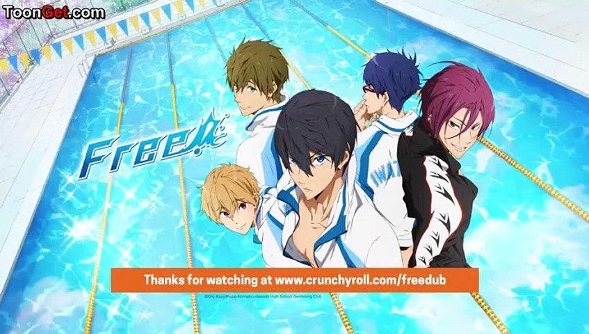 free iwatobi swim club episode 10 english sub