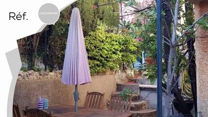 A louer - Maison/villa - La roquette sur siagne (06550) - 5 pièces - 100m²