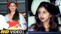 Suhana and Gauri Khan Party Together   Shahid Kapoor, Ishaan Khatter