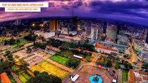 TOP 10 DES PAYS AFRICAINS POUR FAIRE DES AFFAIRES EN 2019