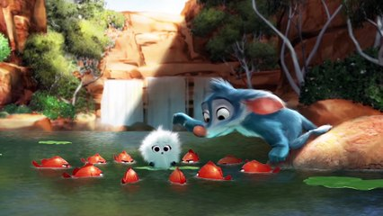 Making of DreamWorks Animation's BILBY