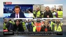 EN DIRECT - Gilets Jaunes - L'Acte VIII à suivre minute par minute - Des gilets jaunes se rassemblent sur les Champs-Elysées à Paris
