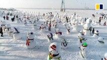 China's 'Ice City'