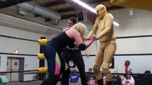 Maddison Miles  Makes Her Nova Scotia Professional Wrestling Debut  [FREE INTERGENDER WRESTLING]