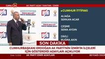 Cumhur İttifakı'nın Foça Belediye Başkan Adayı