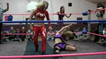 Dark Angel Sarah Stock vs Kairi Hojo (2012) Womens Pro Wrestling