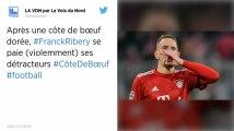 Football. La violente réponse de Franck Ribéry après une nouvelle polémique