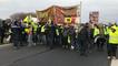 L'acte 8 des Gilets jaunes marqué par la montée de la violence à Saint-Nazaire