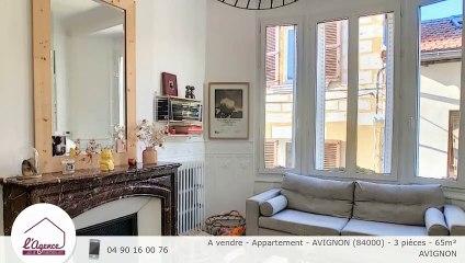 A vendre - Appartement - AVIGNON (84000) - 3 pièces - 65m²
