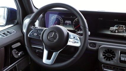Mercedes-Benz G 350 d: Die neue Diesel G-Klasse im Test