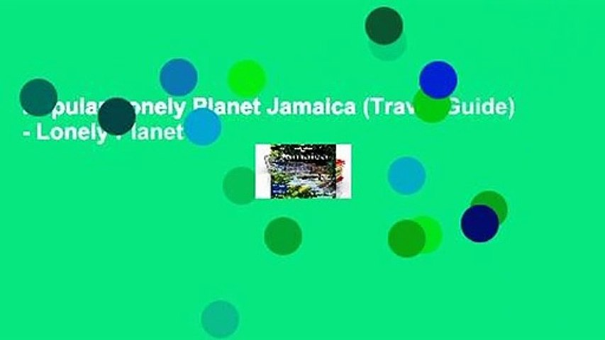 Popular Lonely Planet Jamaica (Travel Guide) - Lonely Planet   Godialy.com