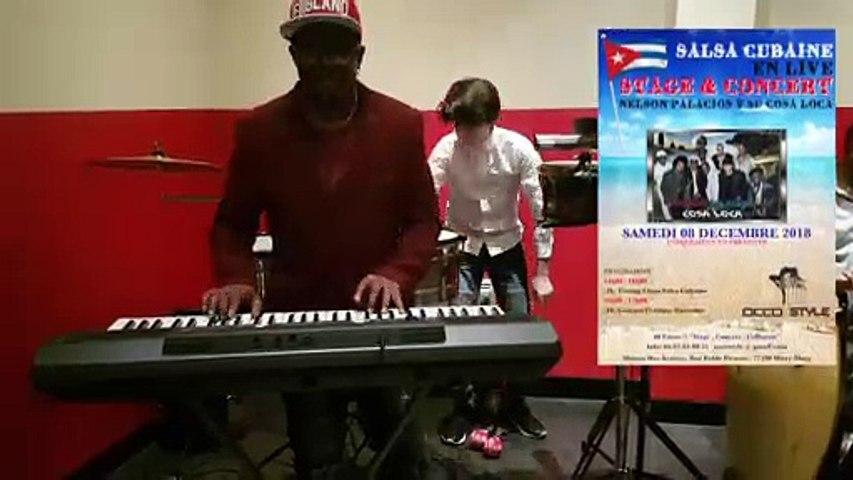 2018 - Stage Timing Class & Concert en LIVE de Salsa Cubaine by Occo Style