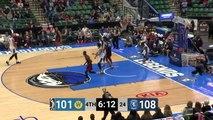 Ray Spalding (25 points) Highlights vs. Santa Cruz Warriors
