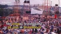 Torna Woodstock: due Festival per celebrare i 50 anni del  concerto rock più famoso della storia