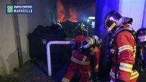Marseille : une vingtaine de bateaux partent en fumée dans le port des Goudes