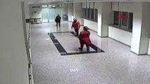 Antalya Yoğun Bakımda Sağlık Çalışanlarına Şiddetin Görüntüleri Ortaya Çıktı