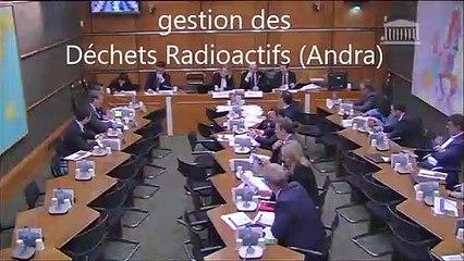 """""""Il ne faut pas se faire peur"""" : une analyse de l'audition de Pierre-Marie ABADIE et Patrice TORRES, le 8 mars 2018, par la Commission parlementaire sûreté et sécurité des installations nucléaires."""