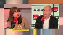 Laurent Berger veut faire du progrès social sur la question des retraites
