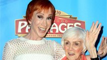 Kathy Griffin' Reveals Her Mom, Maggie, Has Dementia