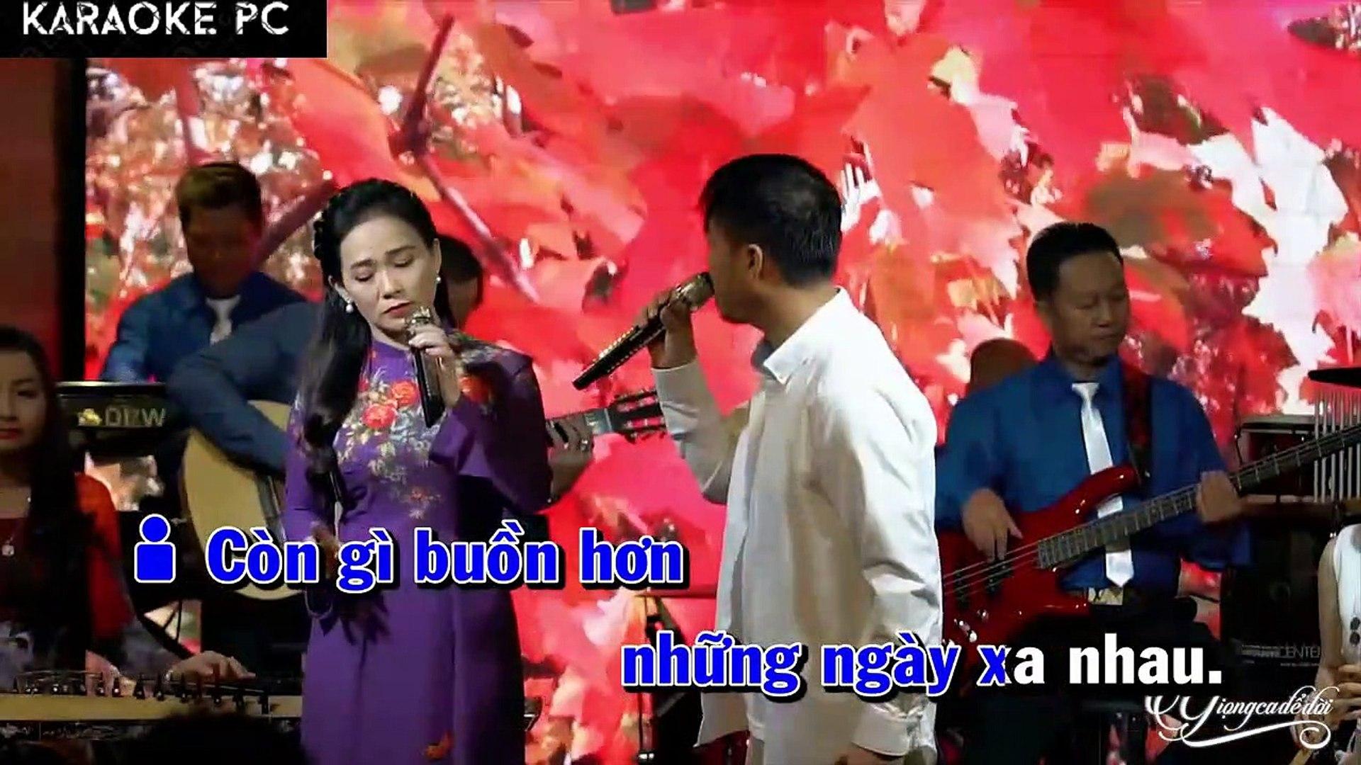 Karaoke Áo Đẹp Nàng Dâu - Quang Lập, Quý Lễ